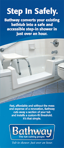 bathway bathtub to shower conversion brochure