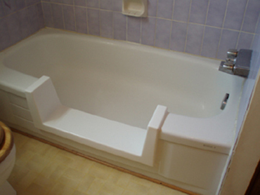 See More Converted Bath Tubs
